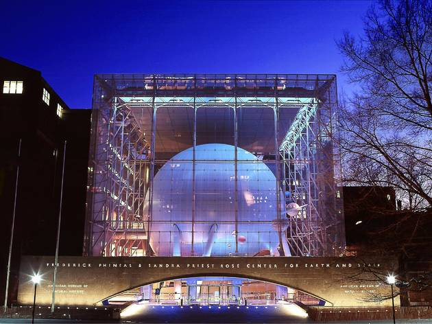 A guide to AMNH's new planetarium show