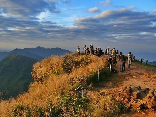 Pu Chi Fa Mountains