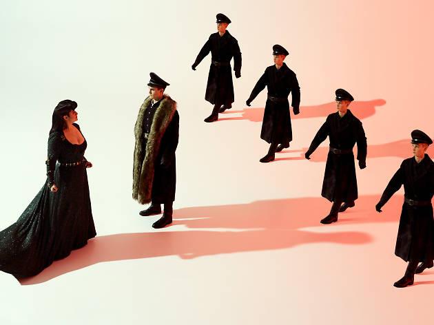 Attila Opera Australia 2020 supplied