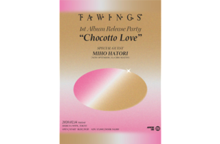 TAWINGS 1st Album Release Party ''Chocotto Love''