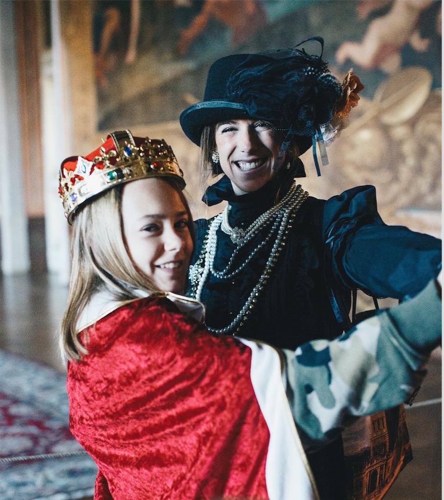 Coolture Tours - A Rainha Mostra o Palácio