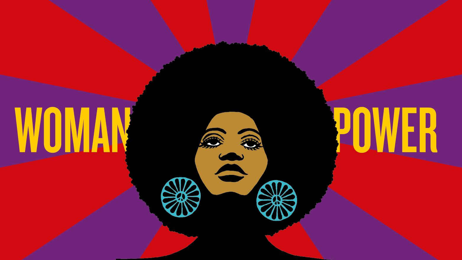 Arte explosivo en femenino en Palo Market Fest