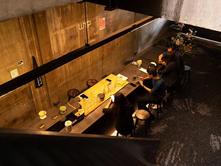 Labyrinth Cafe