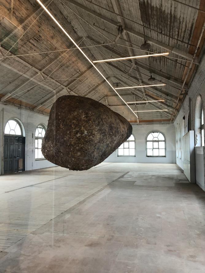 'Dispersió de la primera pedra', de Jordi Mitjà