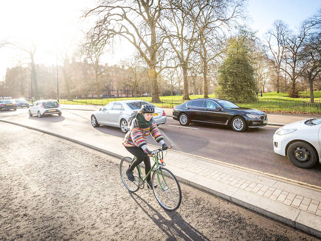 Get rolling! How to explore the best of London's Cycleways this spring