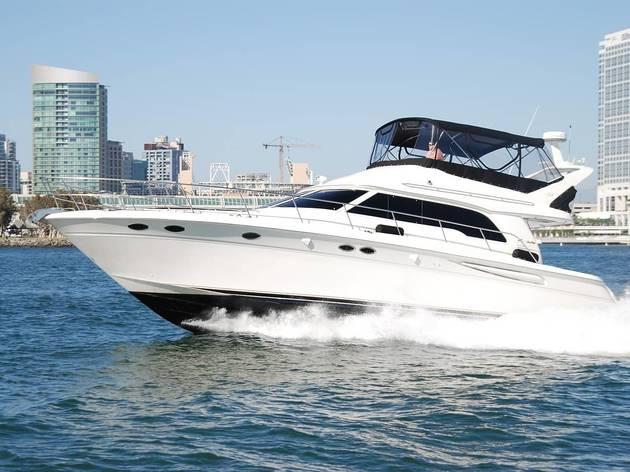 CA yacht