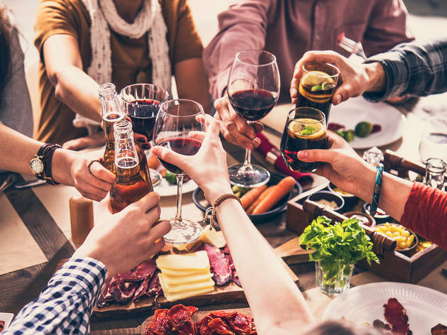 Best alcohol delivery services in London