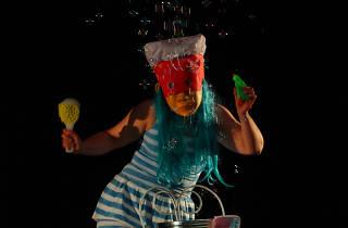 La obra Cara de bolsa en Teatro El Galeón