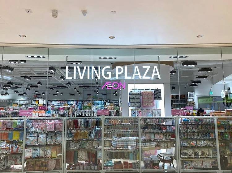 Living Plaza by Aeon: Best for lifestyle products