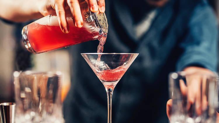 Bar Awards Cocktail