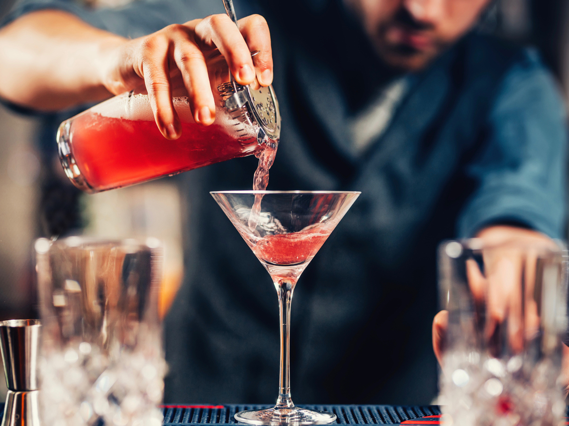 Cocktail recipes from Hong Kong's top bartenders