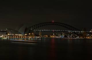 Earth Hour (Photograph: Supplied courtesy WWF-Aus / Quentin Jones)