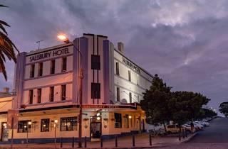 Salisbury Hotel (Photograph: Chantel St Quintin)