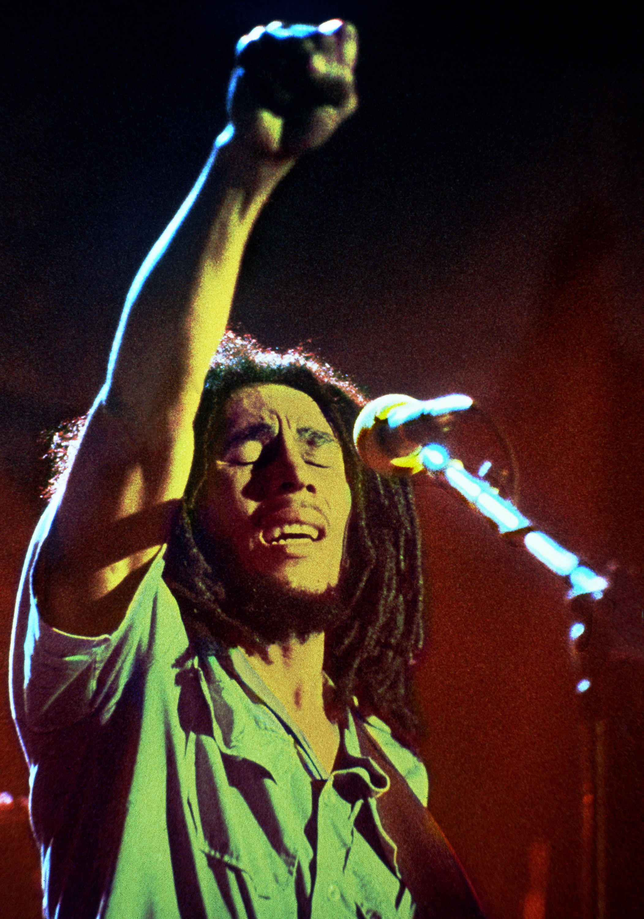Bob Marley, Get Up, Stand Up! musical