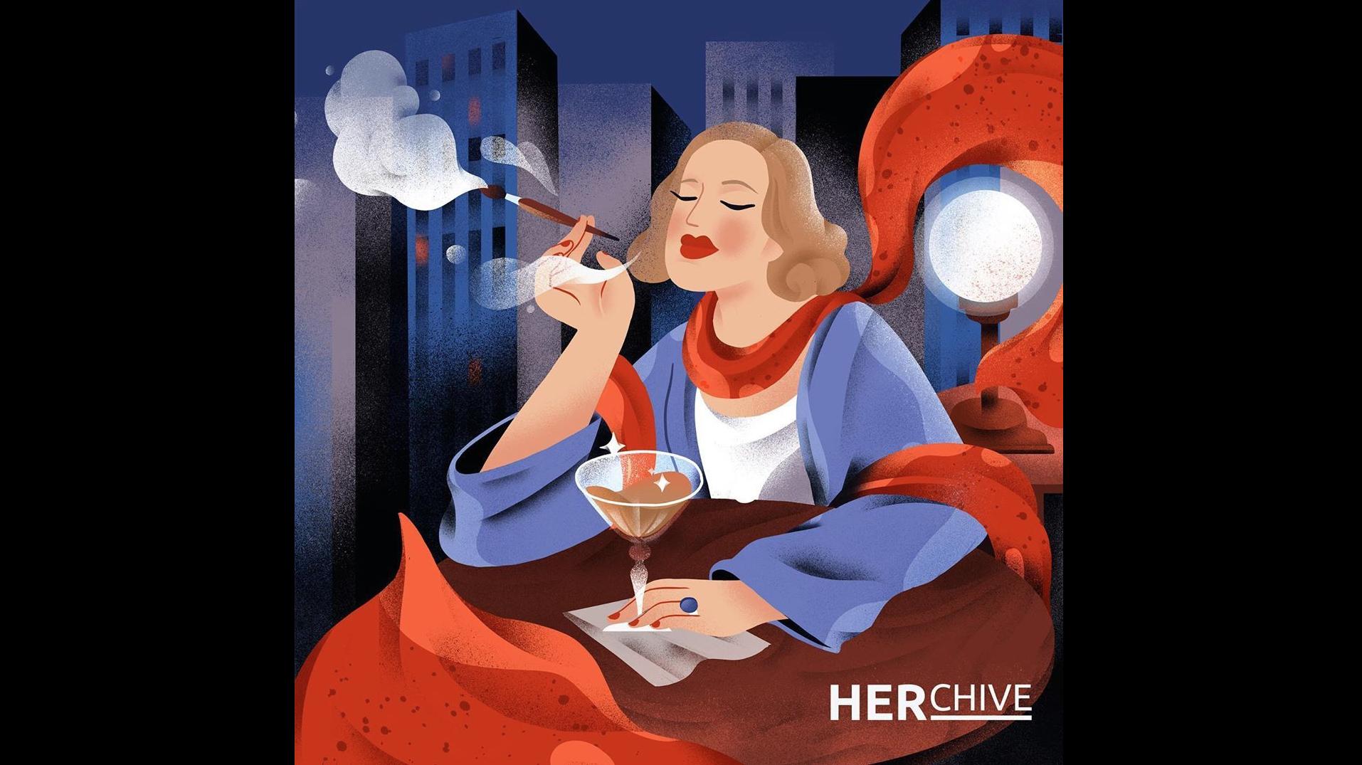 Herchive