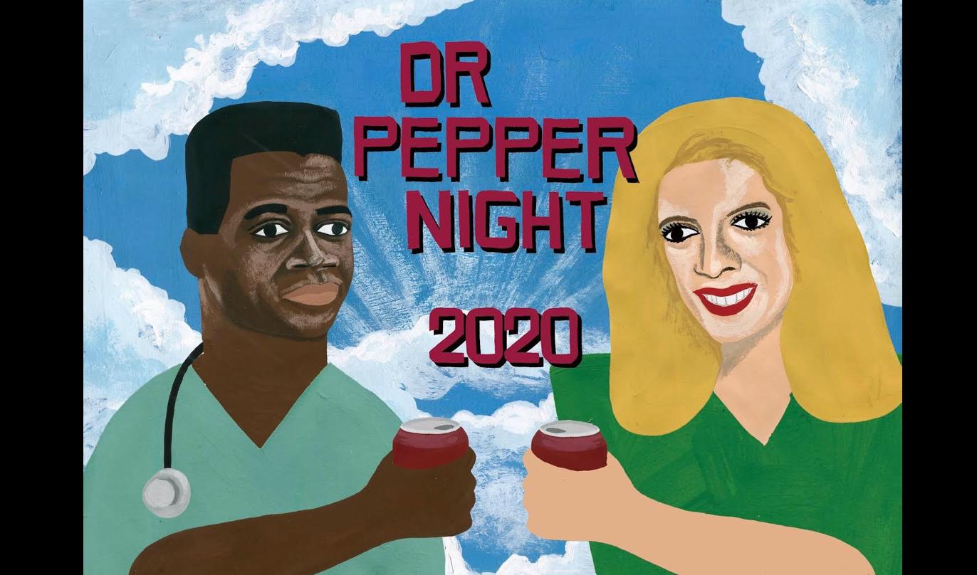 うるう年だけ開催、ドクターペッパー愛の詰まった「Dr Pepper Night 2020」