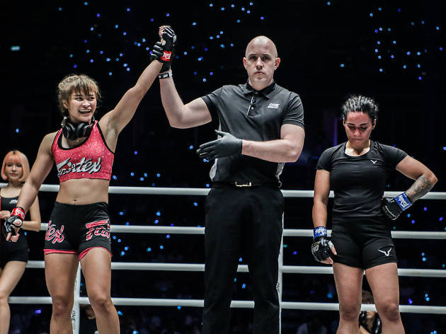 Kickstart the Leap Day weekend with MMA action at ONE: King of the Jungle