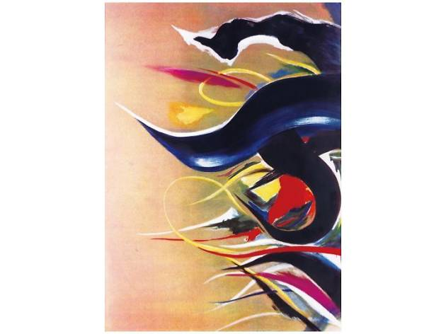 岡本太郎の版画
