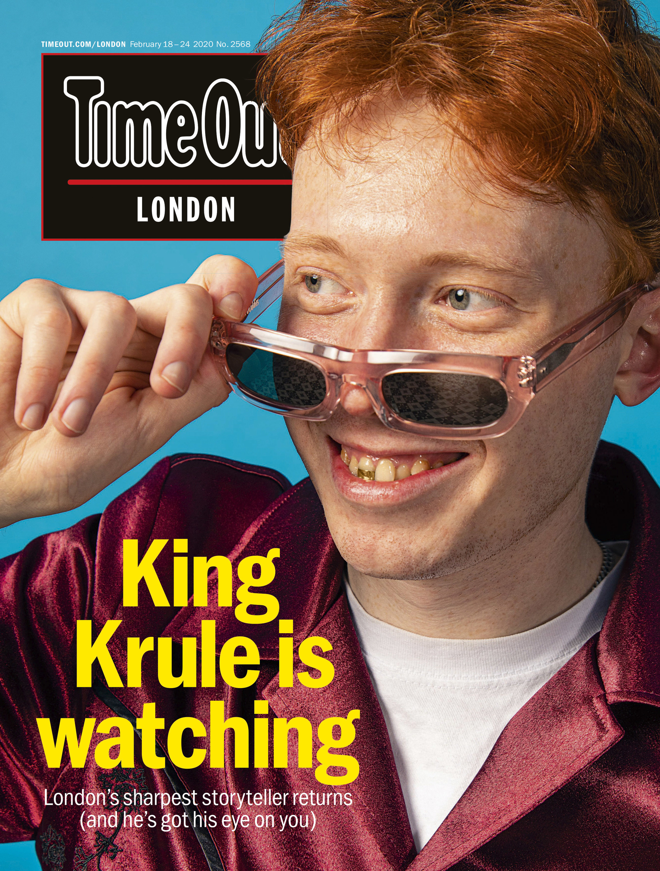 2568 COVER King Krule.indd