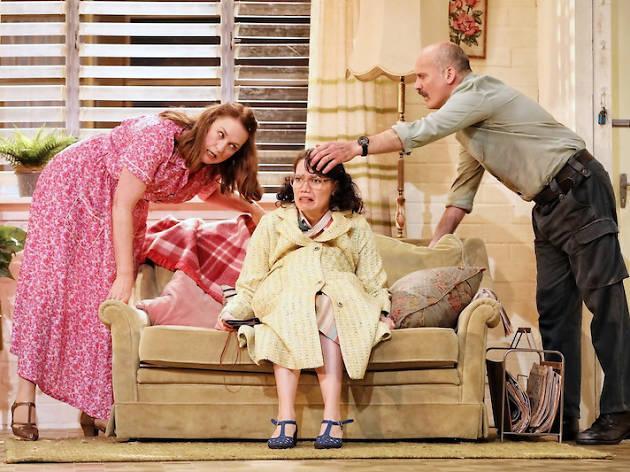 Sydney Theatre Company's production of Dario Fo's No Pay? No Way!