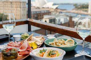 The Glenmore Rooftop Bottomless Long Lunch