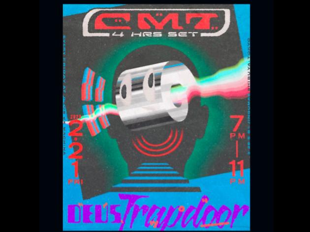 Deus Trapdoor Feat. CMT