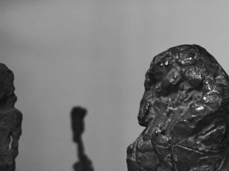 Alberto Giacometti / Peter Lindbergh