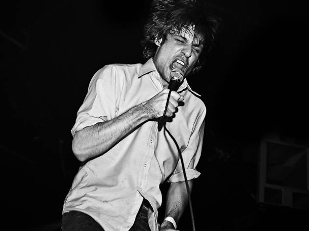 "John Maus at ""Outline"""