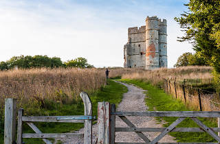 Donnington Castle, Newbury, Berkshire