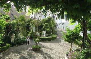 Jardim das Marias, Jardins, Benfica