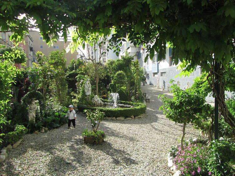Jardim das Marias