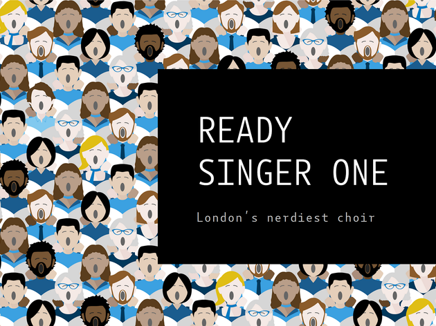 Ready Singer One