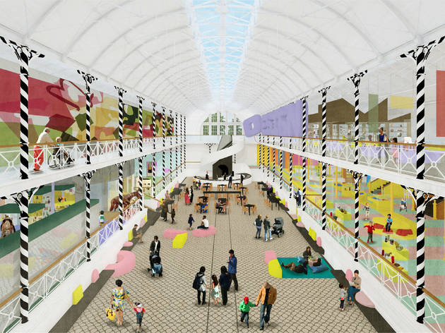 V&A Museum of Childhood Redesign