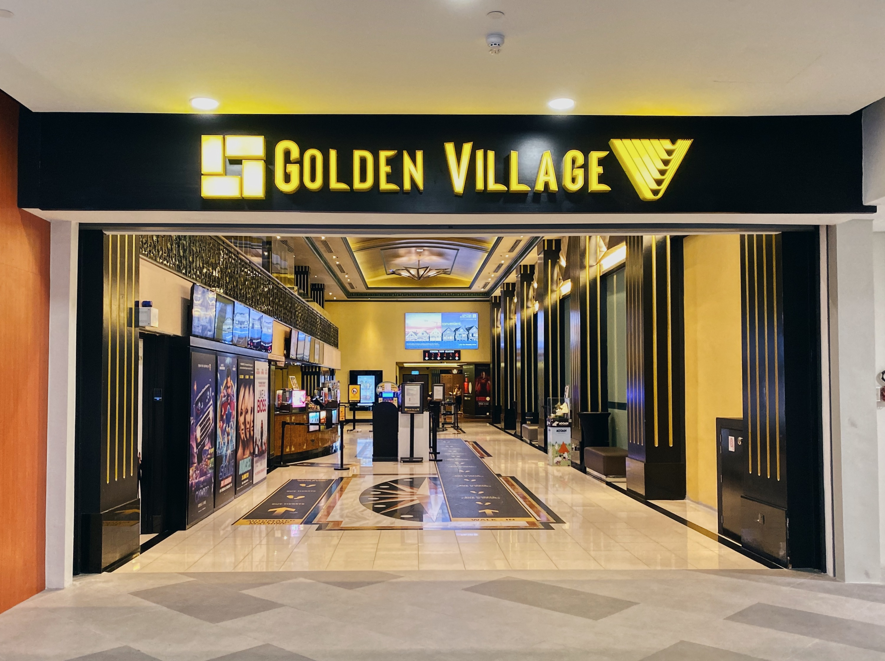 Catch movies at Golden Village from just $5 with this new promotion