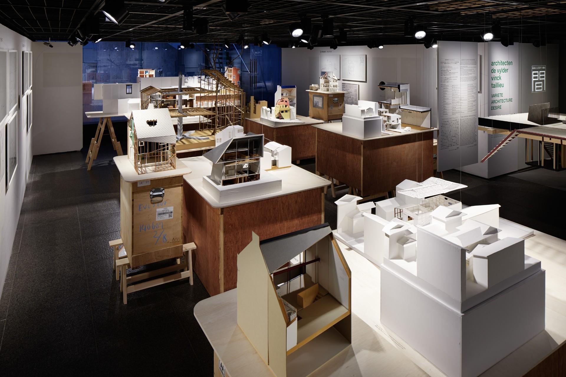 TOTO Gallery Ma