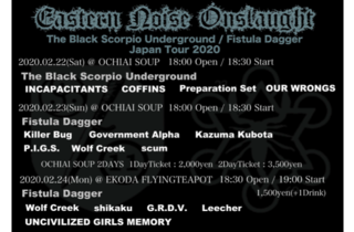 EASTERN NOISE ONSLAUGHT