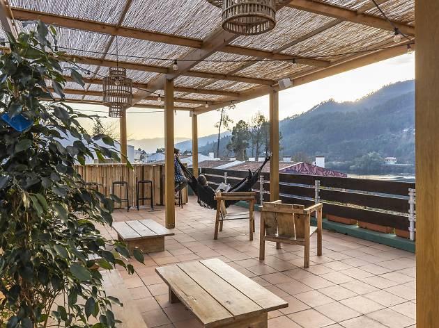 O Selina Gerês é um espaço de relaxamento e tranquilidade