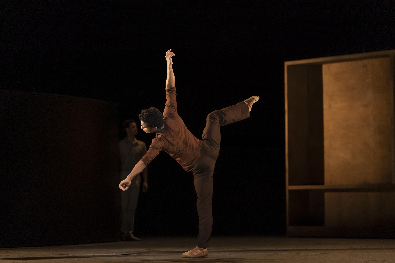 'Dances at a Gathering/The Cellist' review