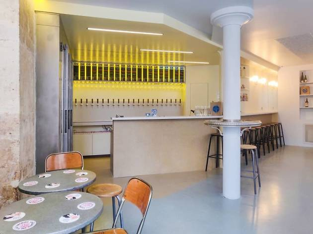 La Liquiderie Bar