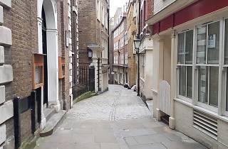Hidden London Walk