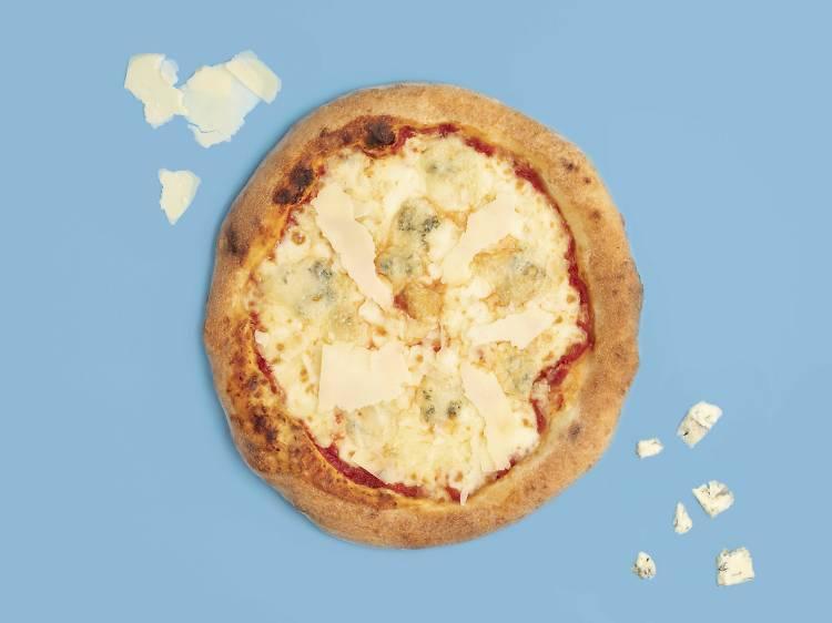 Pizzes personalitzades