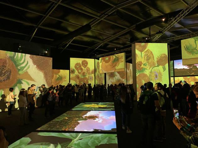¡Ya hay nuevas fechas para Van Gogh Alive – The Experience!