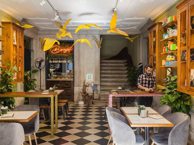 Esta cafetaria brasileira no Príncipe Real tem borogodó