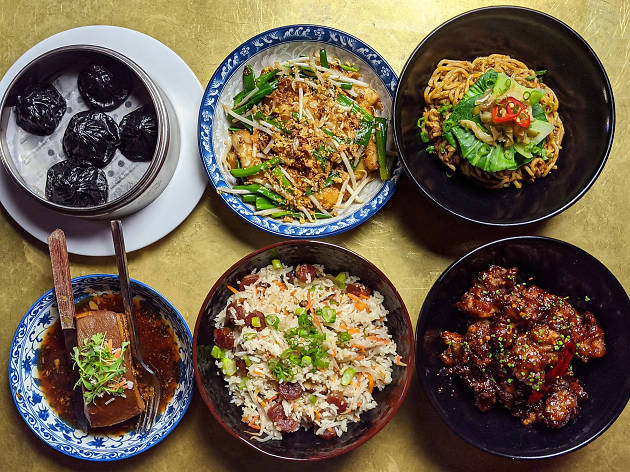 Formosa Cafe West Hollywood food menu David Kuo