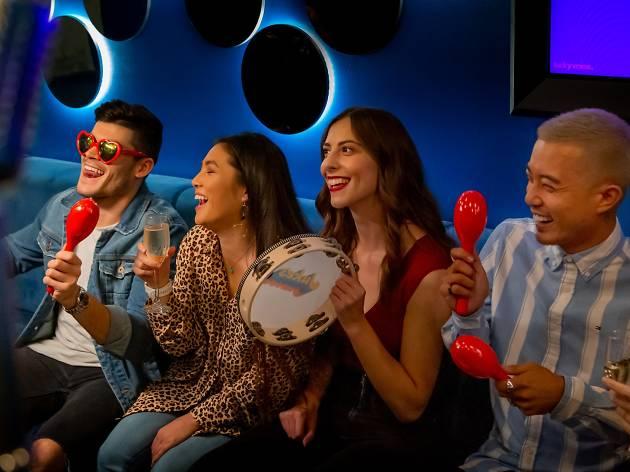 Juke's karaoke bar is offering bottomless brunch on weekends