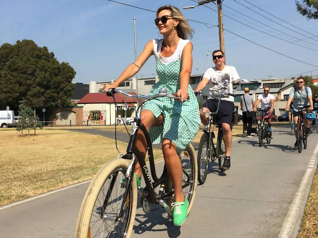 Melbourne's illegal helmet-optional bike ride is back for 2020