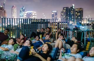 Open Air Cinema Club: The Terminal