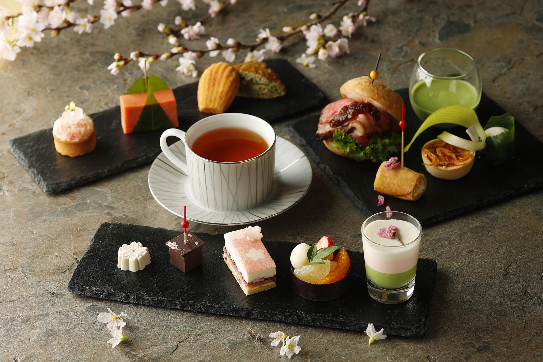 ホテル雅叙園東京 桜のおもてなし