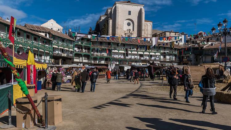 Mercado Medieval Chinchón