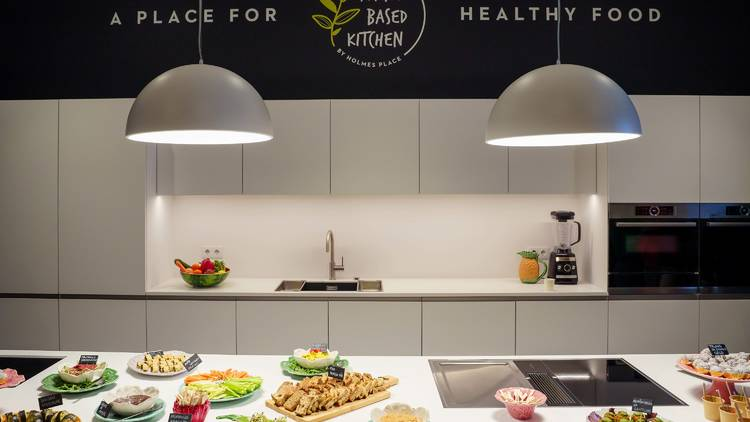 Plant Based Kitchen by Holmes Place